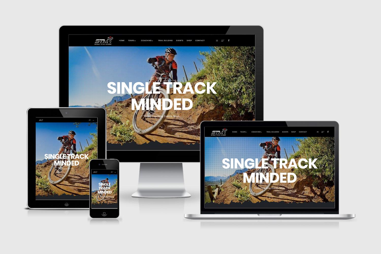 Sports Website by Web design by Pixel Bay